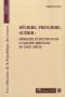 Décrire, prescrire, guérir : médecine et fiction dans la Grande-Bretagne du XVIIIe siècle, par Sophie Vasset